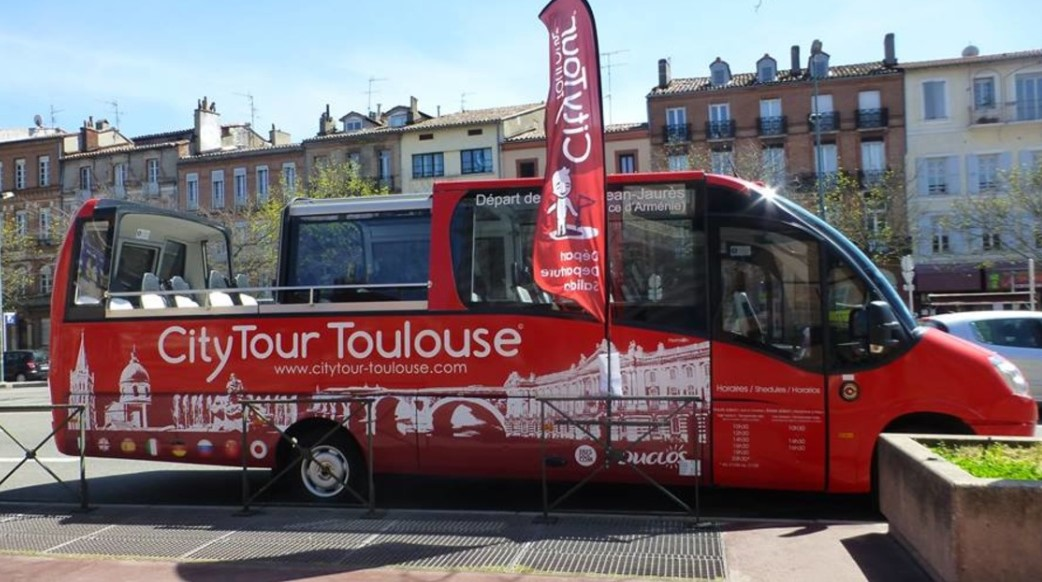 Sightseeing in Toulouse