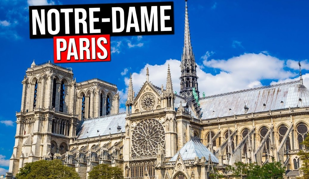 Travelling in France 101: Notre Dame de Paris