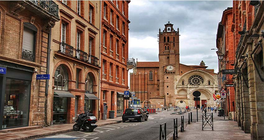 The History of Toulouse France to Know