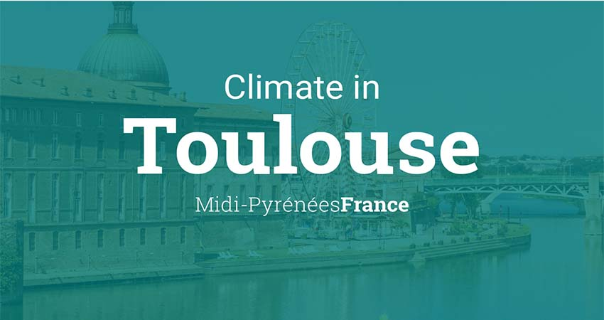 The Weather Information in Toulouse